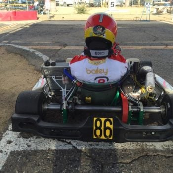 Kol Bailey Pure Kart Racing Websites