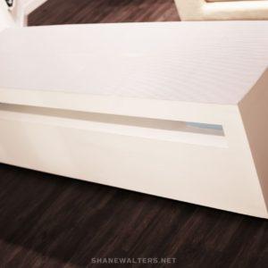 Shane Walters White Ultra Modern Lego Table 0069