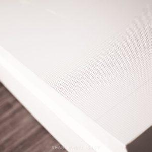 Shane Walters White Ultra Modern Lego Table 0074