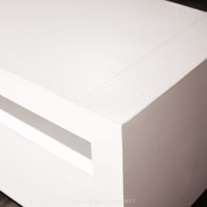 Shane Walters White Ultra Modern Lego Table 0079