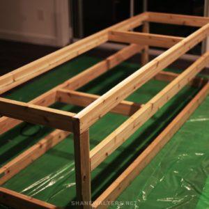 Shane Walters lego Table Build 9888