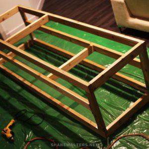 Shane Walters lego Table Build 9892