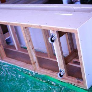 Shane Walters lego Table Build 9924