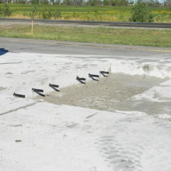 Integrated Roadways Smart Highway Repair Photos