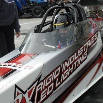 Nicoletti Motorsports Drag Racing Driver Website Design - Walters Web Design