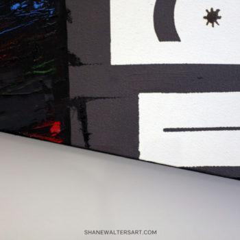 Shane Walters Art Cassette Painting 11 0613