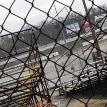Dirt Racing Track Flooded Photos - 2777