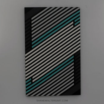Shane Walters Art Modern Minimalist F1 Painting 14 2974