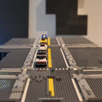Modern Lego City Street Build 3649