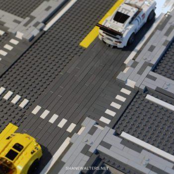Modern Lego City Street Build 3653