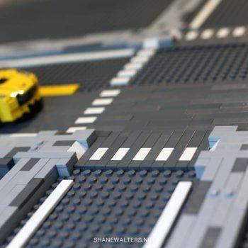 Modern Lego City Street Crosswalk 3703