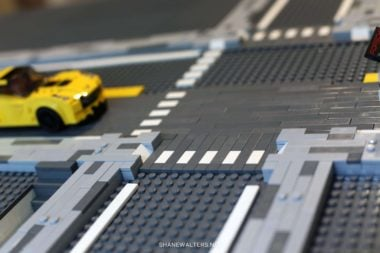Modern Lego City Street Crosswalk 3703