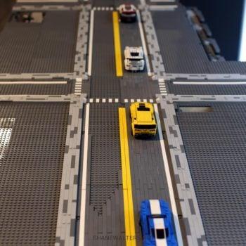 Modern Lego City Street Photo 3708