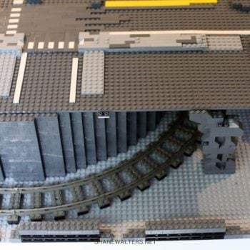 Modern Lego City Train Track 3689