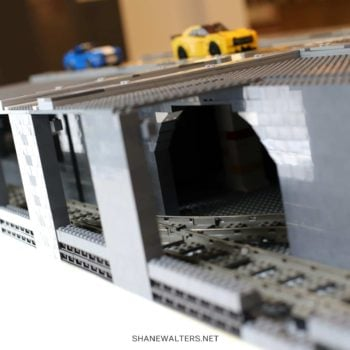 Modern Lego City Underground Train 3691