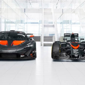 Apple buying McLaren Automotive - Apple Takeover