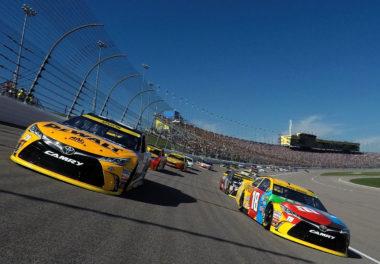 2017 NASCAR Sponsor Isn't Needed