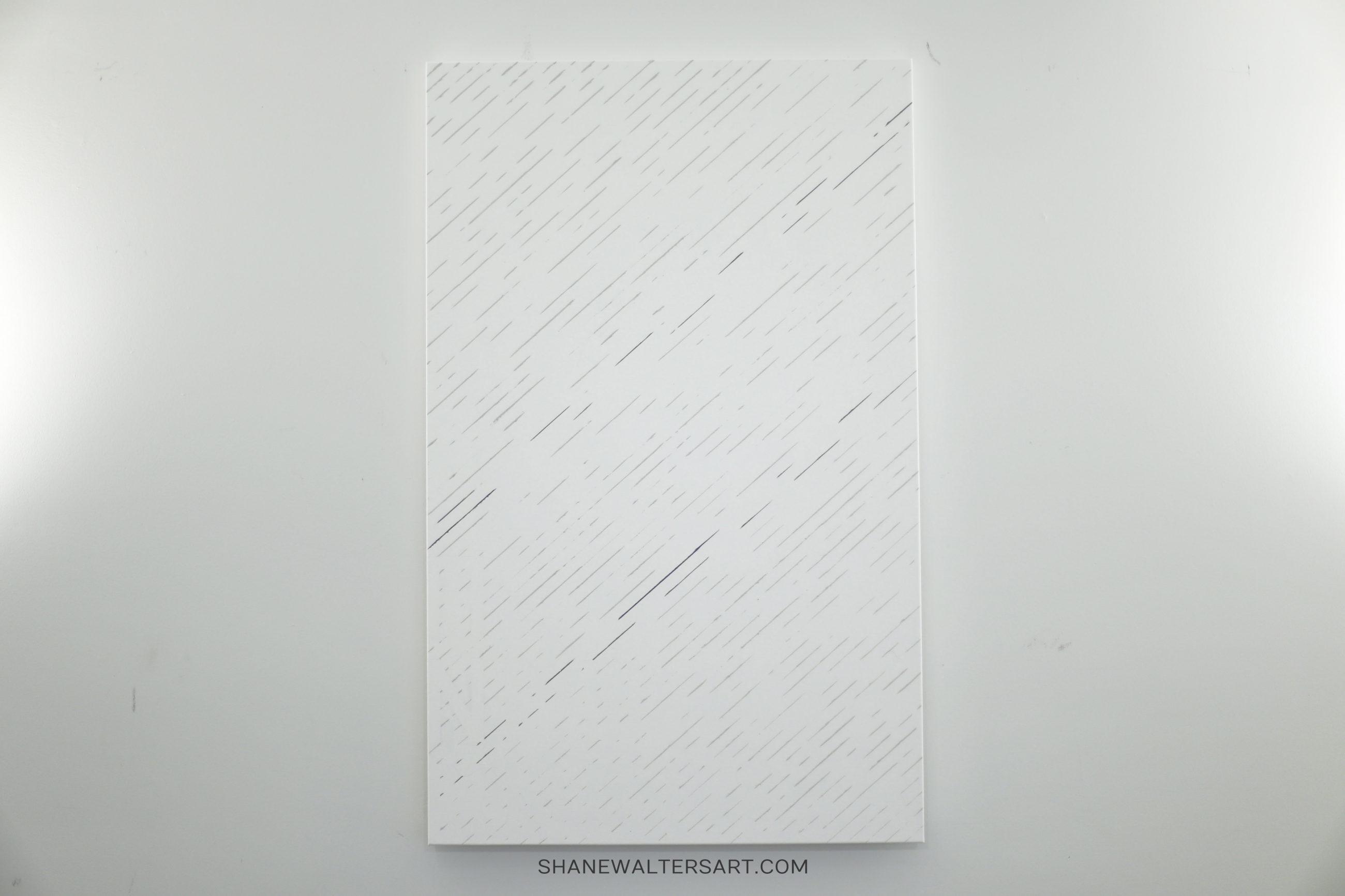 White modern minimalist painting 2016 6 20 shane walters - Insulating exterior paint minimalist ...