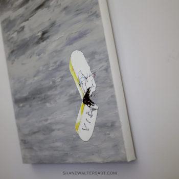 Shane Walters Eminem Slim Shady Painting 4460