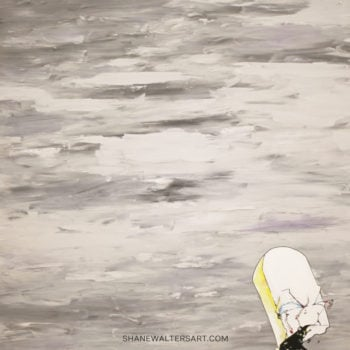 Shane Walters Eminem Vicodin Painting 4684