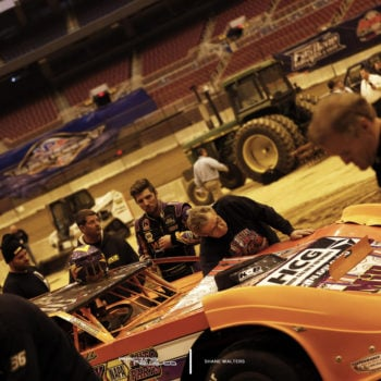 Gordy Gundaker Kenny Wallace Gateway Dirt Photos 4837