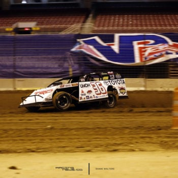 Kenny Wallace Gateway Dirt Photo 4886