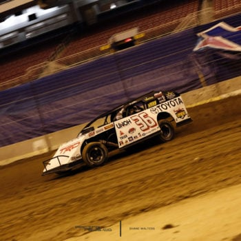 Kenny Wallace Gateway Dirt Photos 4880